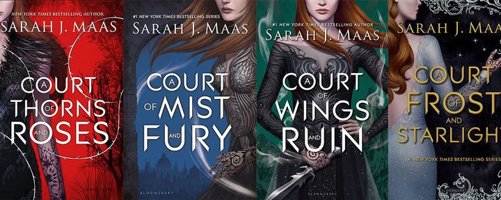 Sarah J. Maas: Was Her Book Hype Overkill? | by Melissa Muth | Medium